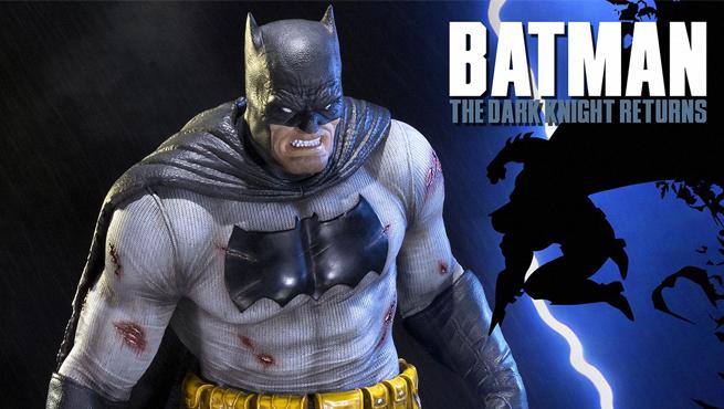 Batman Prime 1 Studio Destacada