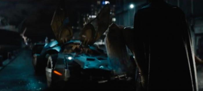 Batman y Harley - Suicide Squad