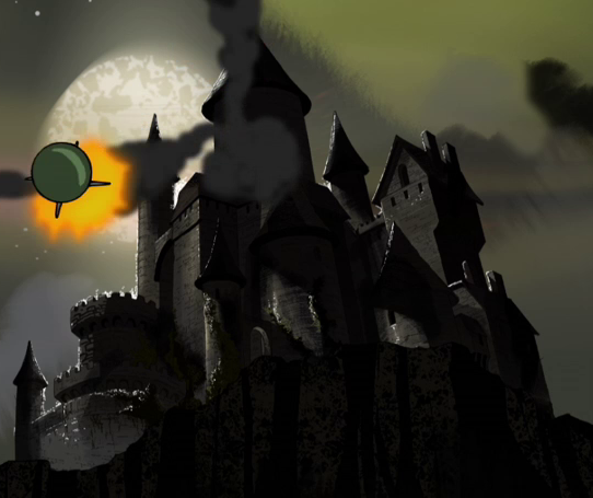 Castillo del Doctor Doom