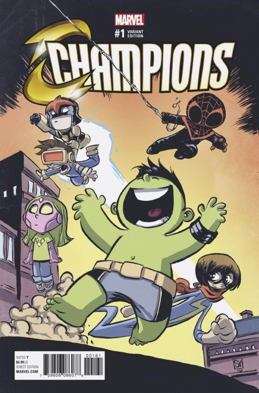 Champions 1 Young Variant