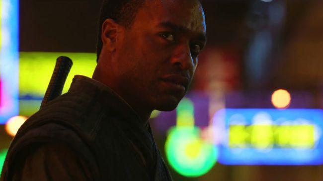 Chiwetel Ejiofor - Barón Karl Mordo - Doctor Strange