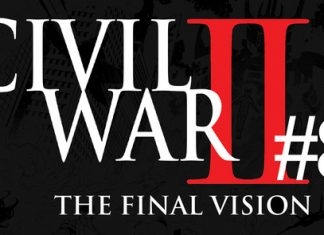 Civil War II The Final Vision Destacada
