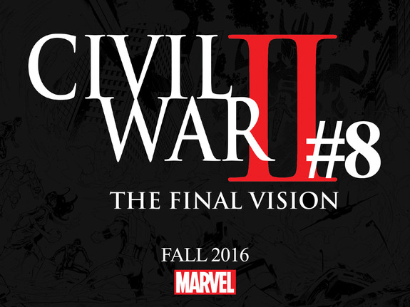 Civil War II The Final Vision