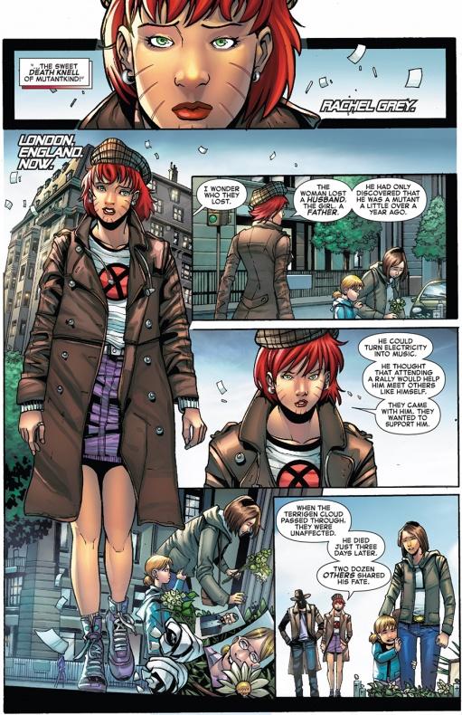 Civil War II regresa un X-Men 01