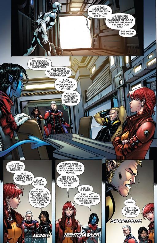 Civil War II regresa un X-Men 02