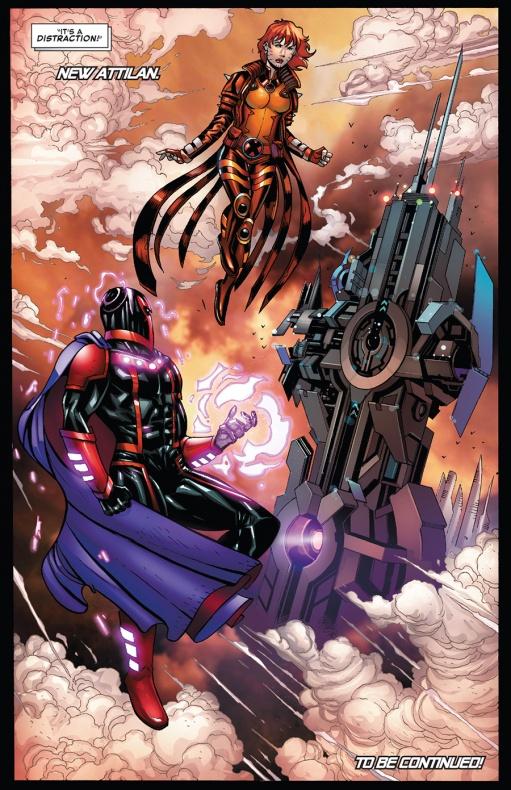Civil War II regresa un X-Men 03