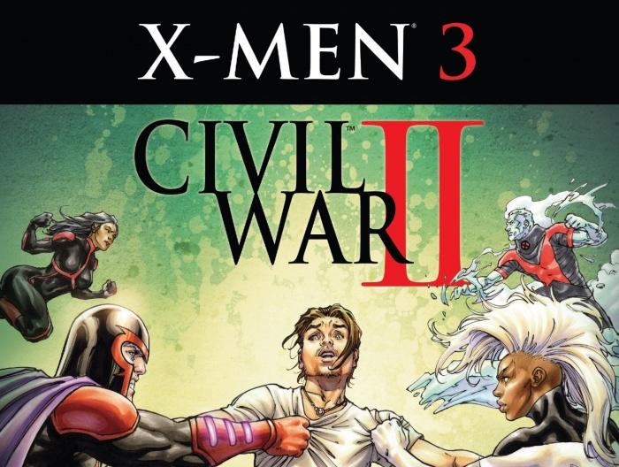 Civil War II regresa un X Men destacada