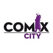 Comix City Alicante Logotipo