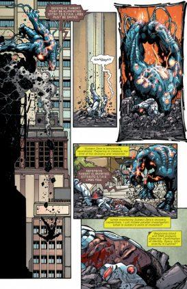 Cyborg Rebirth Página interior (4)