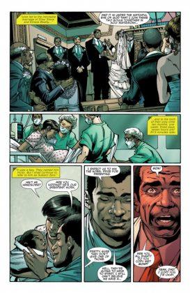 Cyborg Rebirth Página interior (6)