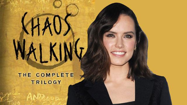 Daisy Ridley Chaos Walking