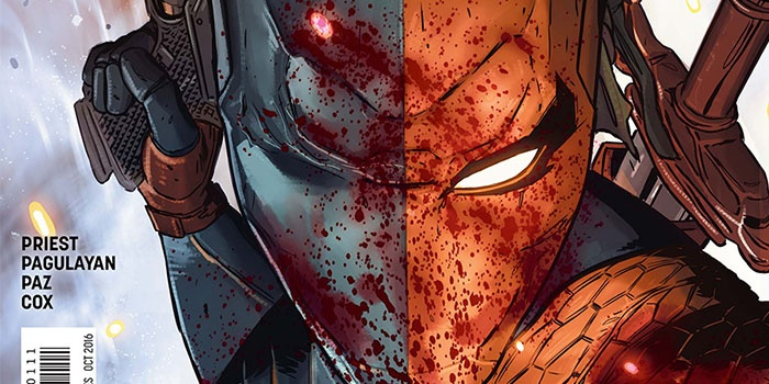 Deathstroke Rebirth Destacada