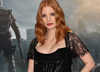 Jessica Chastain Division