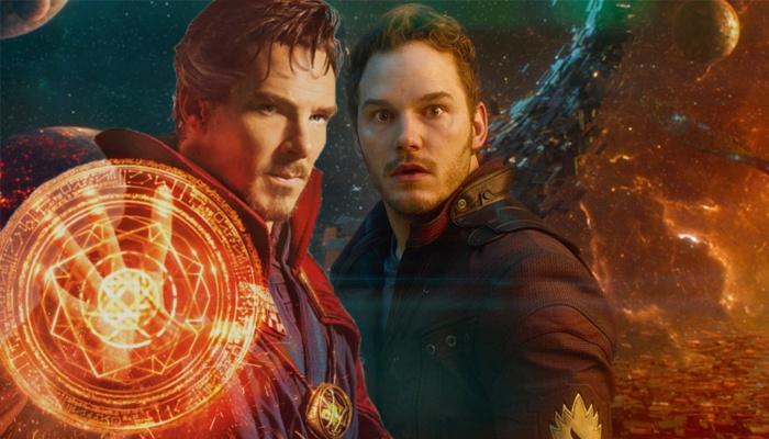 Doctor Strange - Guardianes de la Galaxia