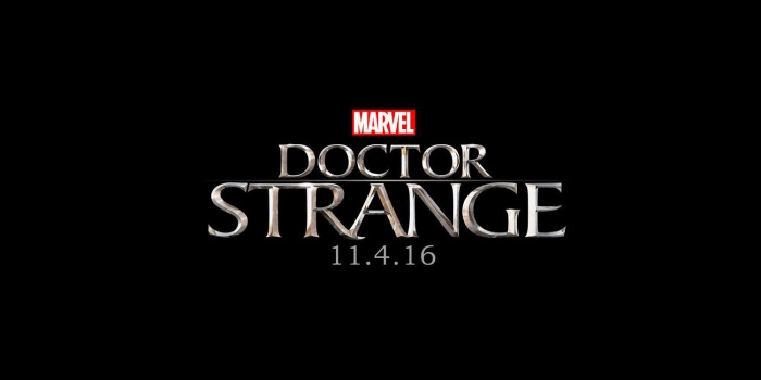 Doctor Strange - nuevo logo