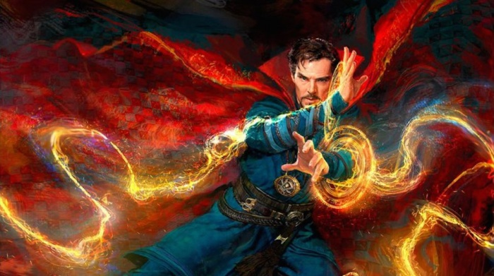 Doctor Strange - póster Comic Con destacada