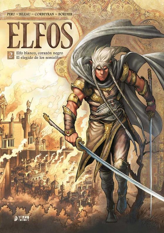 Elfos 2 portada