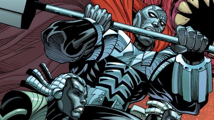 Steel Superman