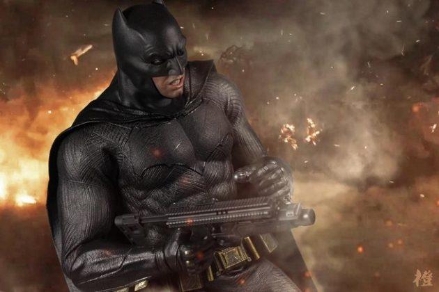 Hot Toys Batman v Superman Batman (36)