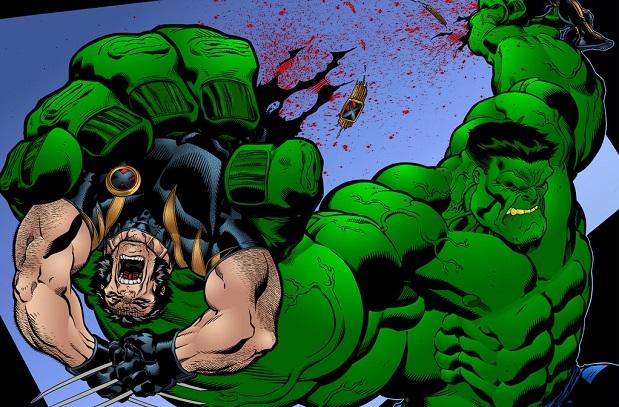 Hulk partir adamantium