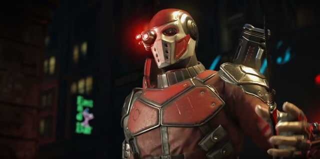 Deadshot en Injustice 2