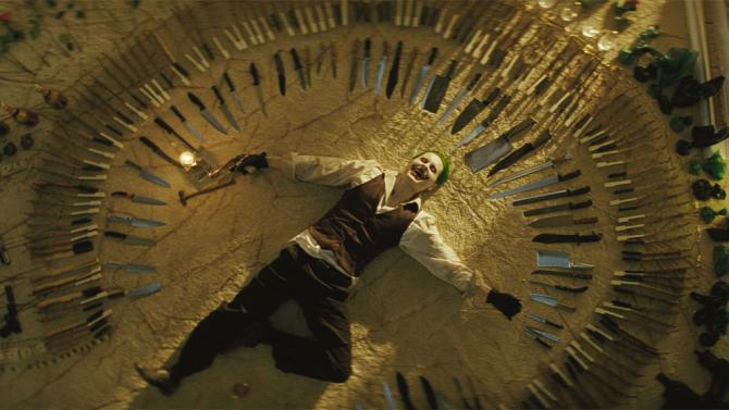 Jared Leto Joker Escuadrón Suicida