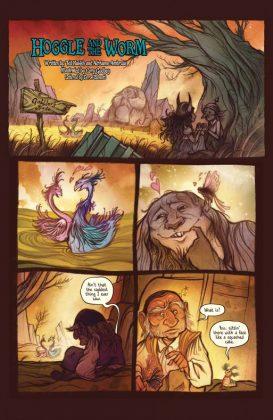 Jim Henson's Labyrinth 30th Anniversary Special Página interior (6)