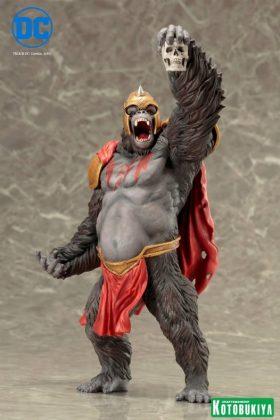 Kotobukiya Gorilla Grodd (1)