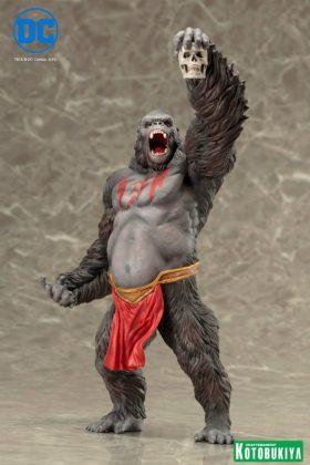 Kotobukiya Gorilla Grodd (2)