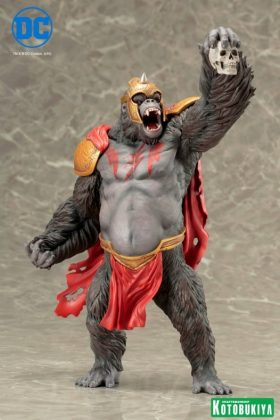 Kotobukiya Gorilla Grodd (3)