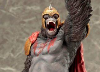 Kotobukiya Gorilla Grodd Destacada