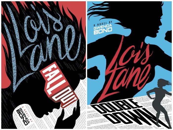 Lois Lane Novelas