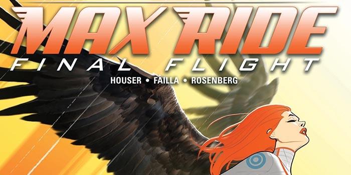 Max Ride Final Flight Destacada