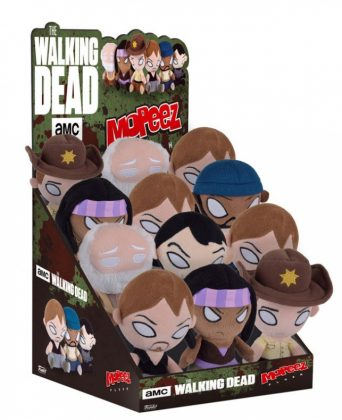Mopeez The Walking Dead Colección