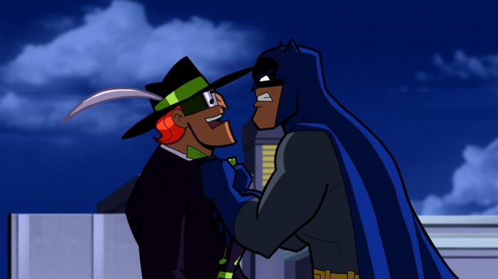 Music Meister - Batman The Brave and the Bold