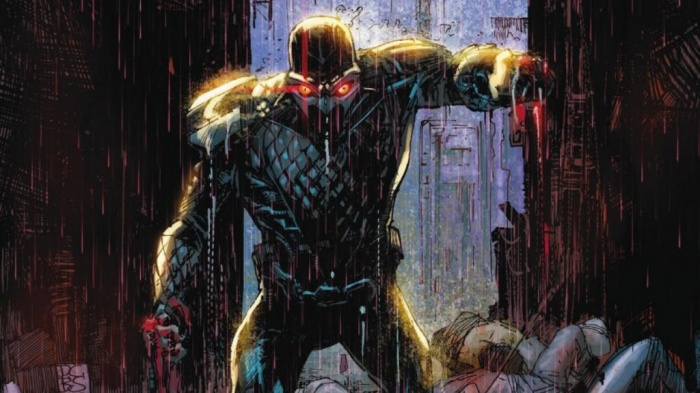 Nighthawk portada 2