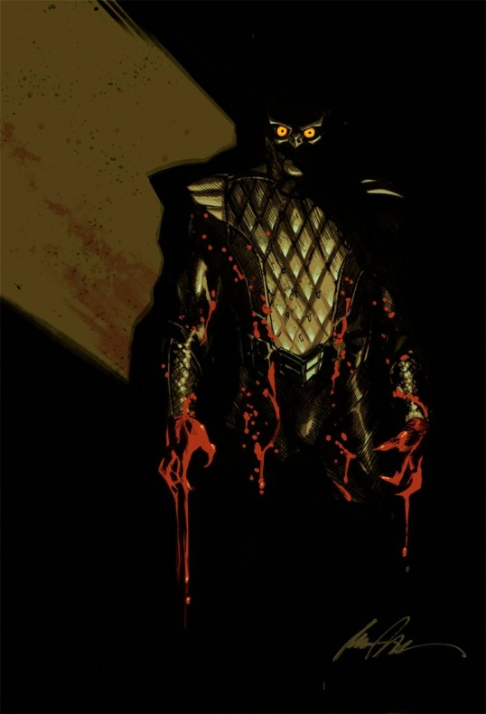 Nighthawk portada