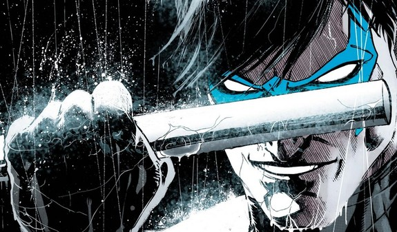 Nightwing Tim Seeley