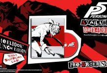 Persona 5 Europa PS4