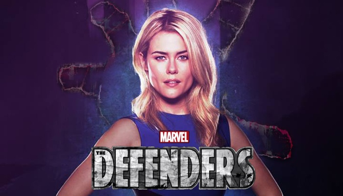 Rachael Taylor - The Defenders