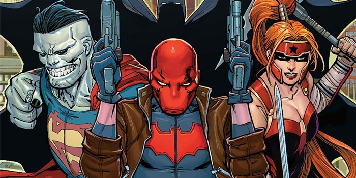 Red Hood and the Outlaws Destacada