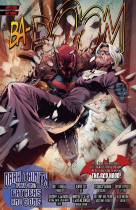 Red Hood and the Outlaws Página interior (3)