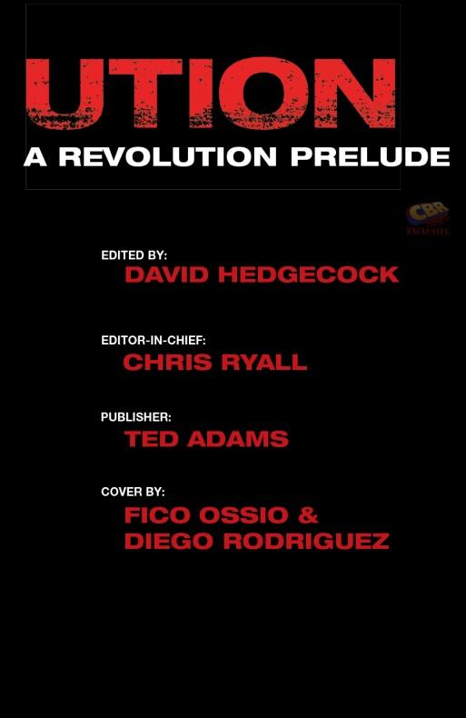 Revolution Prelude Página interior (2)