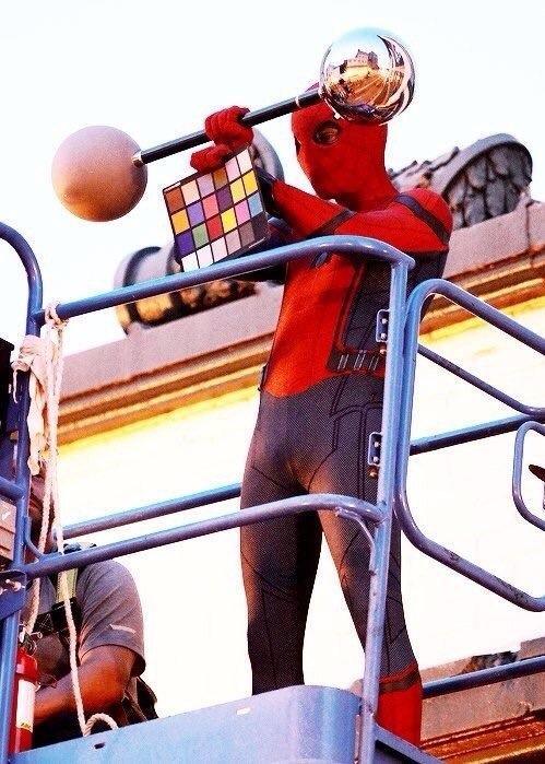 Spider-Man Homecoming 1