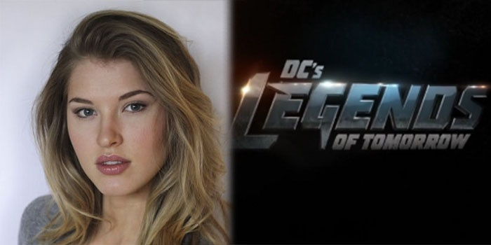 Sarah Grey Legends of Tomorrow