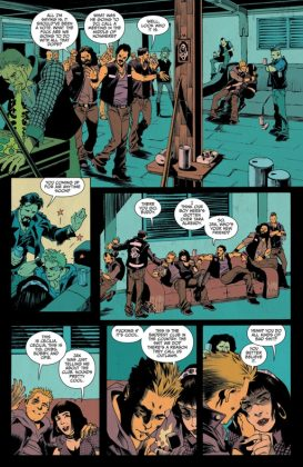 Sons of Anarchy Redwood Original Página interior (4)