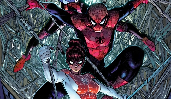 Spider-Man Renew your vows Mary Jane