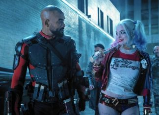 Suicide Squad - Deadshot y Harley Quinn
