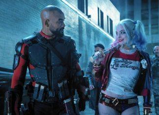 Suicide Squad - Deadshot y Harley Quinn