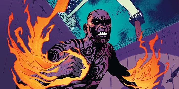 Suicide Squad Most Wanted El Diablo and Boomerang Destacada